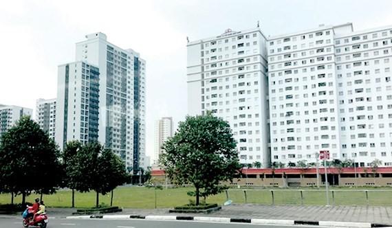 Capital shortage hinders social housing projects (Photo: SGGP)