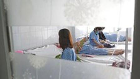 Swine flu A/H1N1 closely observed in Tu Du Hospital