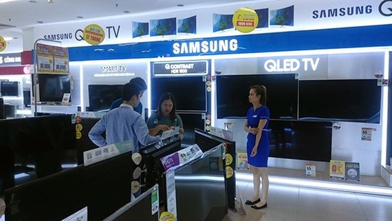 At Media Mart in Hanoi (Source: VNA)