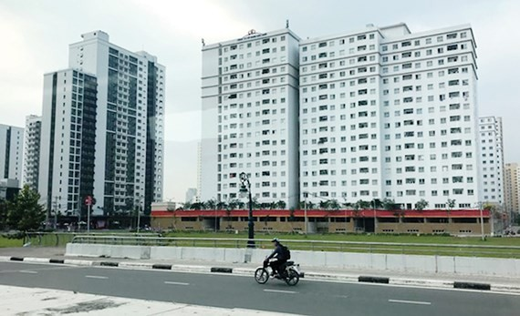 FDI flows into property sector in first five months (Photo: SGGP)