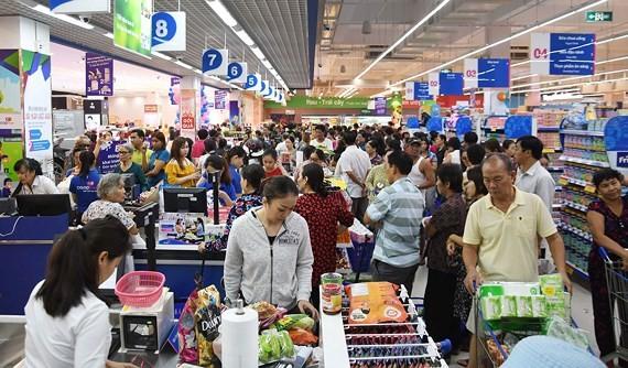 Retail, service sales hit $91.1 million nationwide (Photo: SGGP)