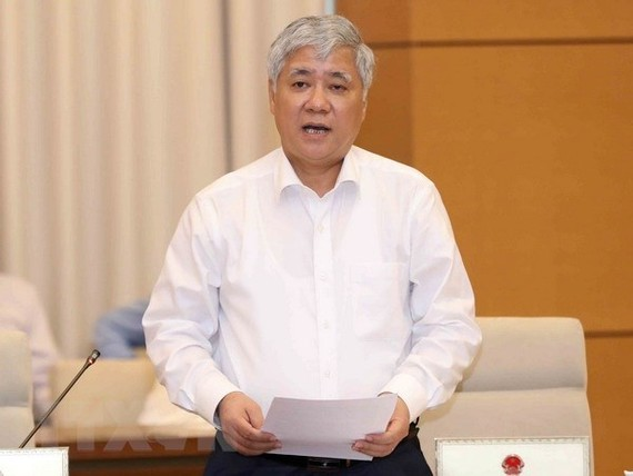 Minister-Chairman of the Committee for Ethnic Minority Affairs Do Van Chien (Source: VNA)