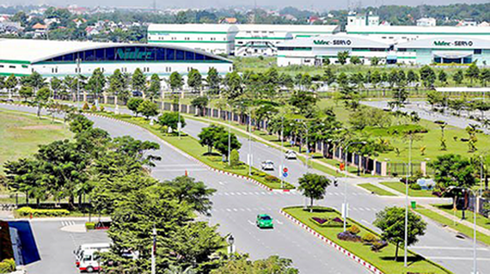 The Saigon Hi-tech Park