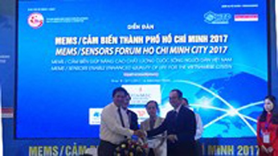 Workshop on MEMS technology launched in HCMC