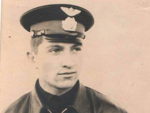 Pilot Yuri Poyarkov of the former Soviet Union (Source: VNA)