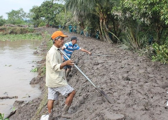 Floodwaters in Mekong delta to rise in next days