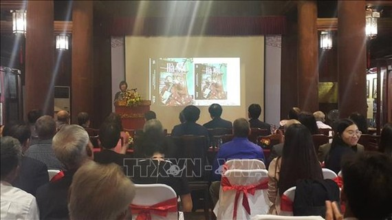 Ceremony to launch book on Hanoi's intangible cultural heritage in Contemporary Life (Source: VNA)