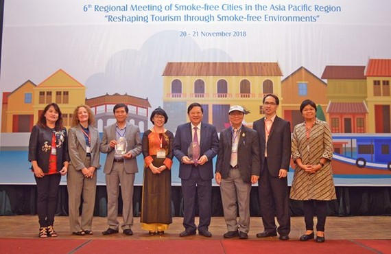 Vietnam develops smoke-free tourism cities
