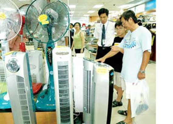 Electricity demand is be high due to hot weather