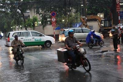 Southern region officially enters rainy season