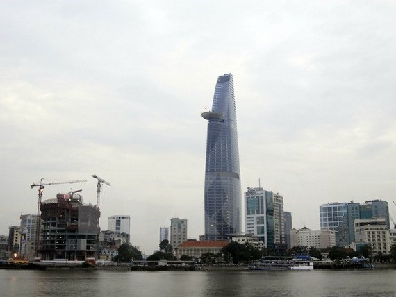 A building in Ho Chi Minh City. Illustrative photo (Source: VNA)