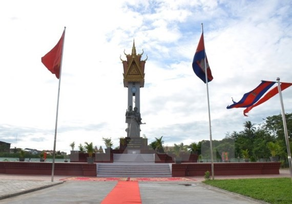Vietnam-Cambodia Friendship Monument