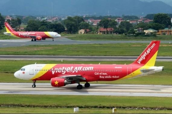 Vietjet Air flights (Source: Vietjet)