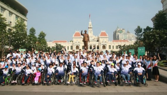 Vietnamese disability delegation will join the 2017 ASEAN Para Games in Malaysia from September 17- 24.