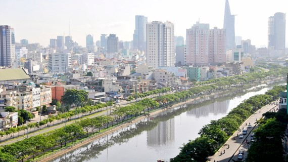 The Netherlands will support HCMC in anti- climate change projects