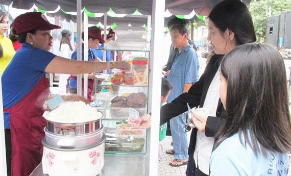 More food streets will be opened in December, 2017