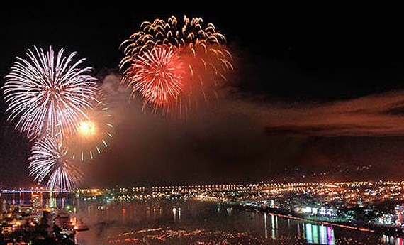 HCMC to set off fireworks on Lunar New Year and New Year's Eve