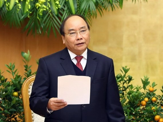 Prime Minister Nguyen Xuan Phuc (Photo VNA)