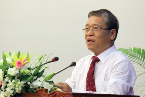 Ông Nguyễn Ngọc Nam, Quyền Tổng Giám đốc Vinafood 2 được bầu giữ chức Chủ tịch VFA nhiệm kỳ 2018-2023. Ảnh: TTXVN