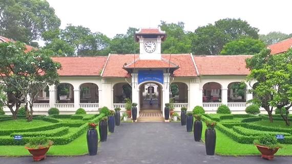 Trường THPT chuyên Lê Hồng Phong