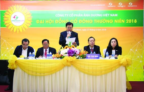Vinasun tổ chức đại hội đồng cổ đông thường niên năm 2018