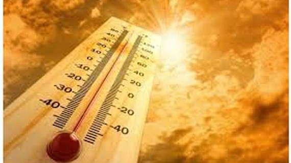 Bắc bộ và Trung bộ nắng nóng gay gắt tới 40°C