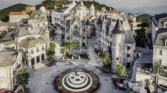Mercure Danang French Village Bana Hills được vinh danh trong Top khách sạn 4 sao hàng đầu Việt Nam