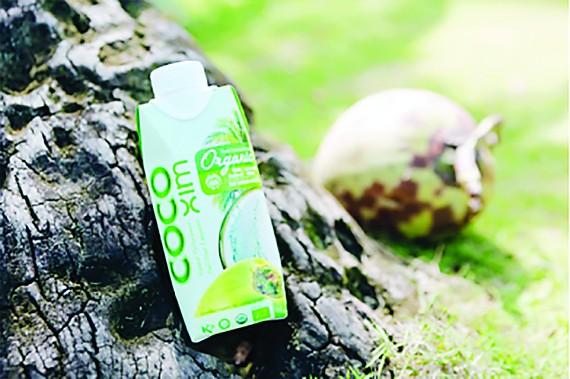 Nước dừa Cocoxim Organic nguyên chất