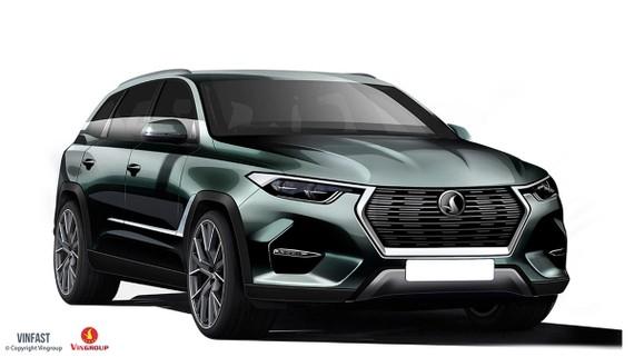 VINFAST công bố bộ sưu tập mẫu xe mới