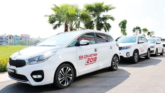 Kia tổ chức sự kiện Kia Collections 2018 trên toàn quốc