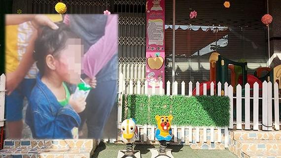 Cơ sở mầm non đã đóng cửa sau khi xảy ra sự việc bảo mẫu bạo hành bé 5 tuổi