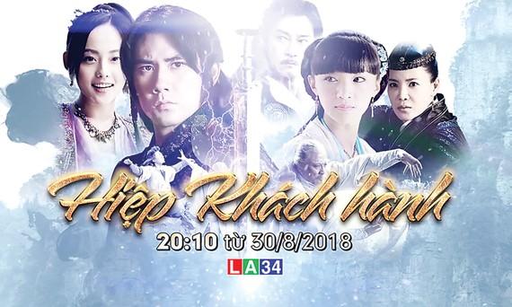 Tác phẩm chuyển thể từ tiểu thuyết võ hiệp Kim Dung lên sóng truyền hình Long An