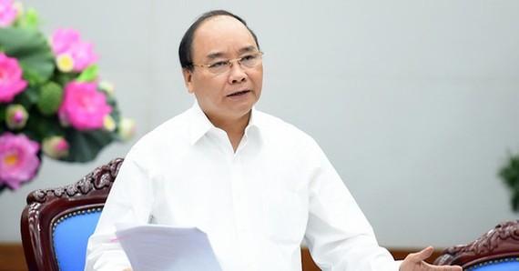 圖為政府總理阮春福。(圖源:互聯網)
