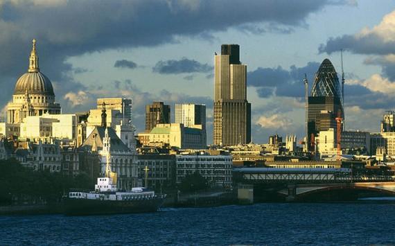 圖為世界著名的金融之都倫敦。(圖源:互聯網)