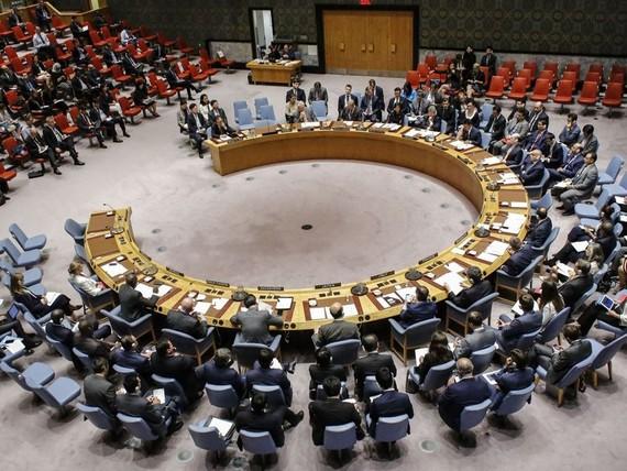安理會表決涉朝決議,中俄立場引发关注。(圖源:VCG)