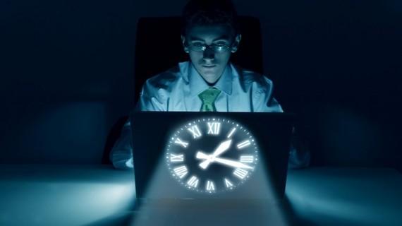 常熬夜的人如何做才能長壽?(示意圖源:互聯網)