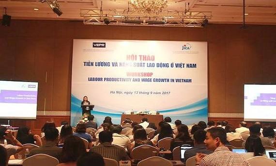 圖為經濟與政策研究院昨(13)日舉行的研討會現場。(圖源:)