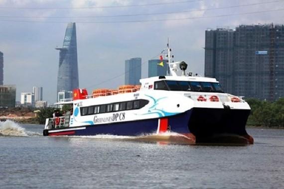 白騰-芹耶和白騰-頭頓兩條高速水路線今(10)日正式投入運營。