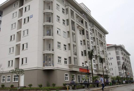 自首筆貸款到位之日起,購買社會住房的對象至少須貸款15年。(示意圖源:K.Linh)