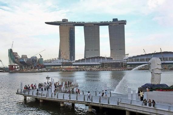越南遊客向來已把新加坡視為購物天堂,甚至有人認為,抵達新加坡的最大樂趣是購物。(示意圖源:互聯網)