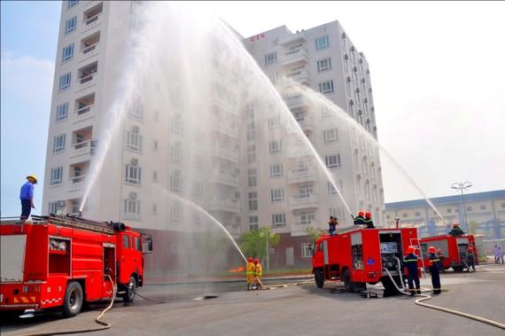 有關居民購買強制消防保險事宜。(示意圖源:互聯網)