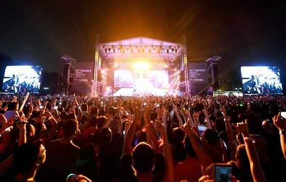 因富豪不再贊助,Monsoon Festival藝術節可能要停止舉行。