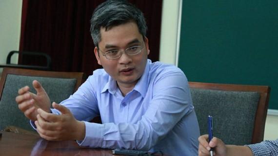 我國最年輕科學家、科學博士范黃協。(圖源:清雄)