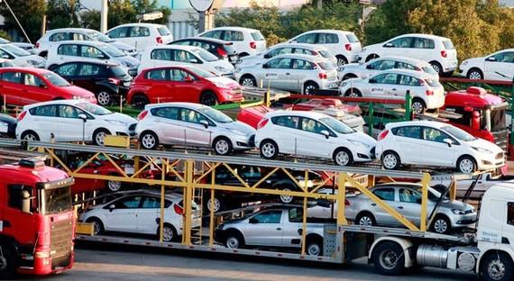 美媒稱特朗普提議對進口汽車 20% 關稅。(示意圖源:互聯網)
