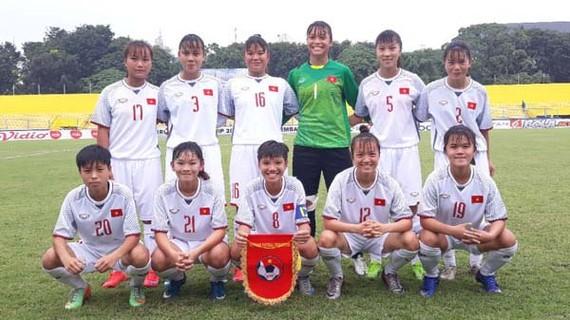 越南U16隊