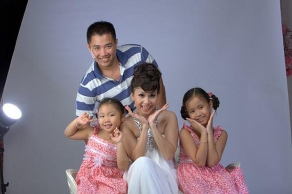 錦莉的幸福家庭。