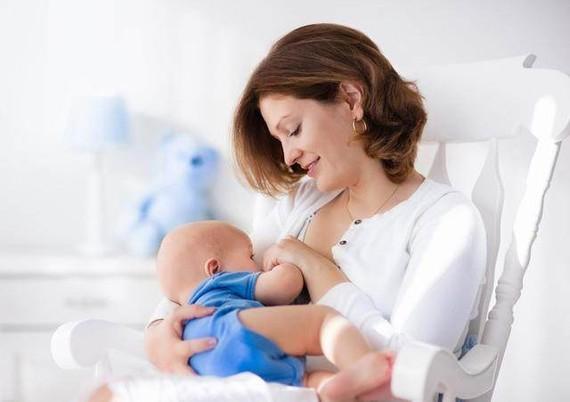 母乳有助嬰兒提高抵抗力。(示意圖源:互聯網)