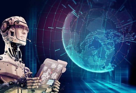 倫敦市長薩迪克汗當地時間11日發佈一份報告說,倫敦目前有758家人工智能技術公司,遠超巴黎和柏林等其他歐洲大城市。(示意圖源:互聯網)