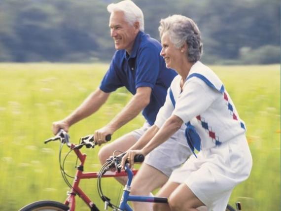 最新研究顯示:規律運動是對抗衰老最好的選擇。(示意圖源:互聯網)