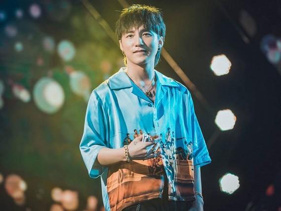韓國公司瞄準男歌手山松M-TP。